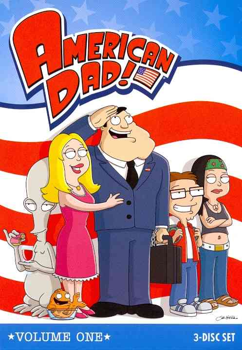 AMERICAN DAD VOL 1 BY AMERICAN DAD (DVD)
