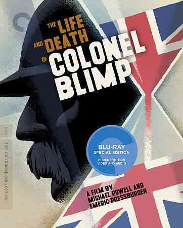 LIFE AND DEATH OF COLONEL BLIMP BY LIVESEY,ROGER (Blu-Ray)